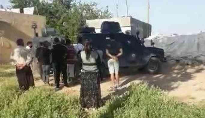 HDP'li belediye meclis üyesi gözaltına alındı
