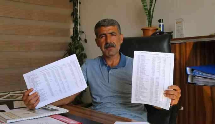 HDP'lilerin tespit ettiği kayıp milyonlara AKP'li Başkan'dan cevap: Açıklama yapamıyoruz