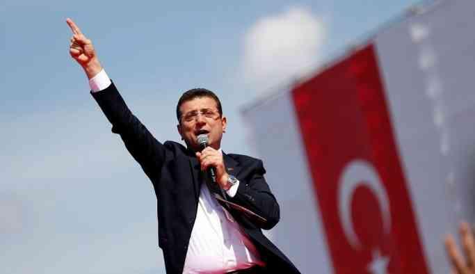 İmamoğlu: AKP'lisi, MHP'lisi, HDP'lisi, İYİ Partilisi yüz binlerce insan oylara sahip çıkacak