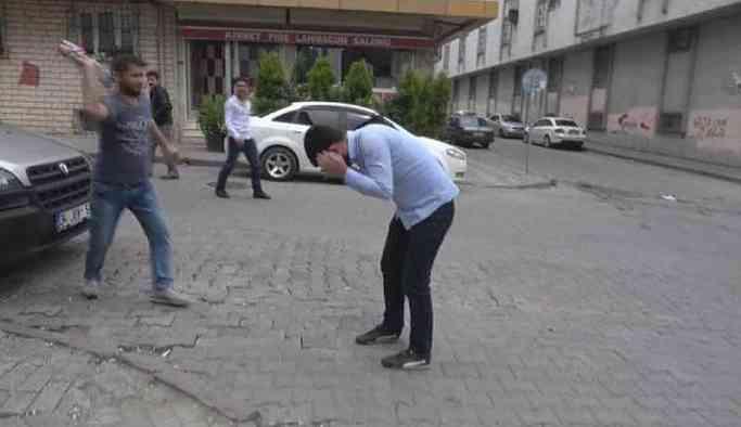 İstanbul'da arı saldırısı