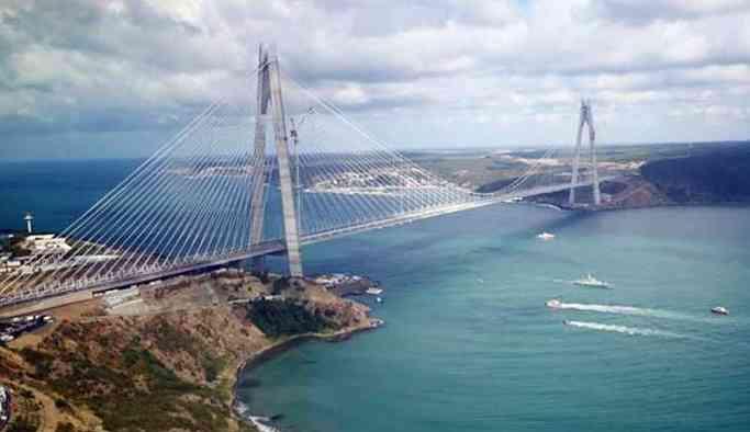 İtalyan şirket üçüncü köprüdeki hisselerini satışa çıkardı