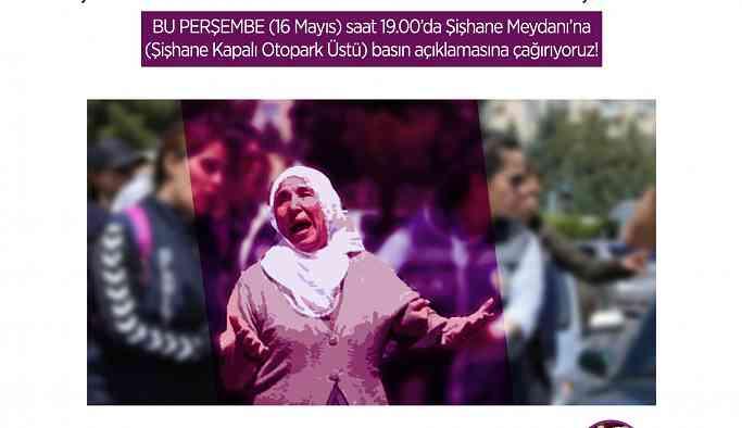 Kadınlardan '#BeyazTülbentYaşamİçin' eylemine çağrı