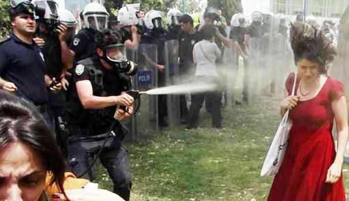 Kırmızılı Kadın'ın Anayasa Mahkemesi'ne yaptığı başvuru sonuçlandı
