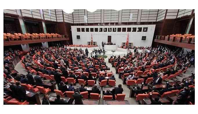 """Mecliste """"Öcalan ve Tecrit"""" tartışması: Kabul edilemez"""