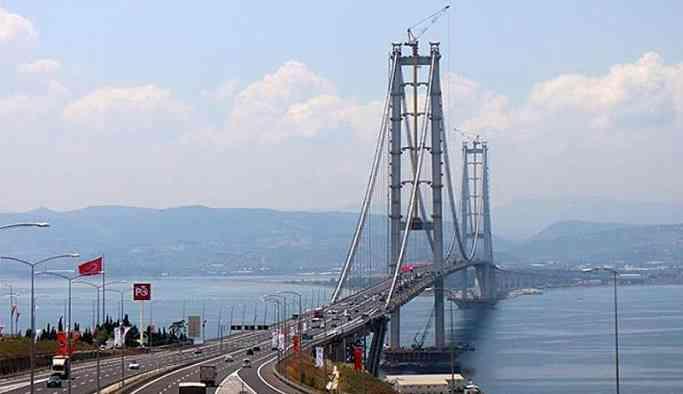 Osmangazi Köprüsü'nün yurttaşa aylık bedeli 12 bin lira