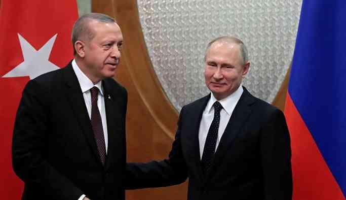 Putin: Türkiye'yle çalışmak daha kolay, Erdoğan karar alıyor, uygulamaya koyuyor
