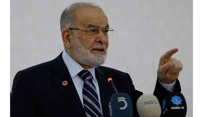 Saadet Partisi 'İstanbul' kararını verdi