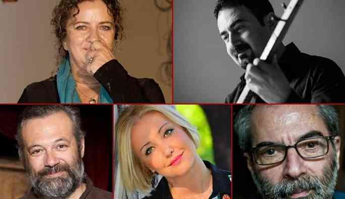 Sanatçılardan açlık grevi çağrısı: Ölümler olmasın adım atılsın