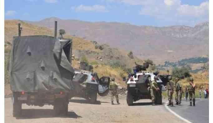 Siirt'te çatışma: 1 korucu hayatını kaybetti