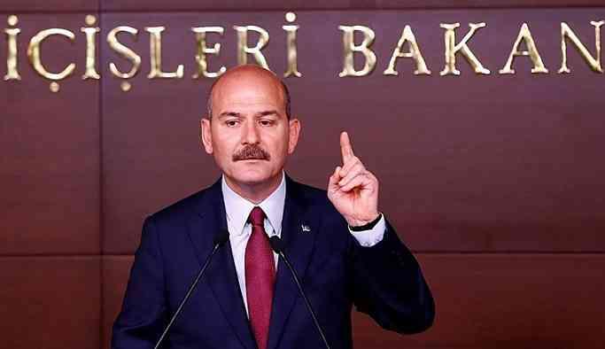 Süleyman Soylu: Sandık kurulu başkanları, CHP'nin birinci derecede akrabası