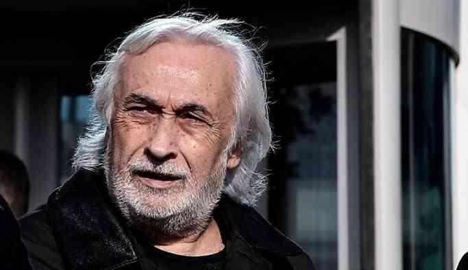 Tiyatrocu Müjdat Gezen'in pasaportuna el konuldu