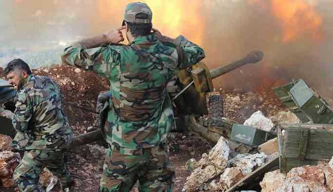 TSK'nin İdlib'deki gözlem noktasına saldırı