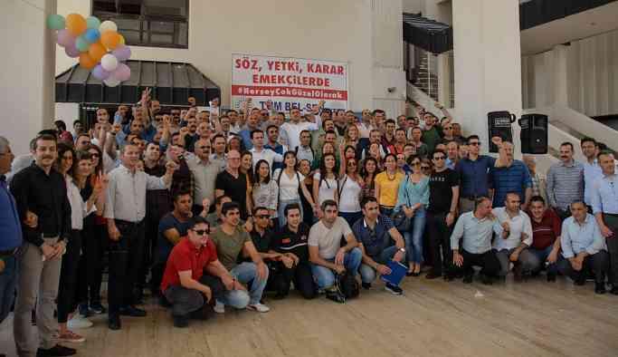 Tüm Bel-Sen İzmir yetkisini kutladı