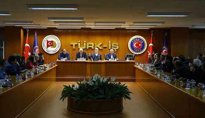 Türk-İş'ten grev uyarısı: Başka çare görünmüyor