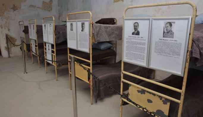 Ulucanlar Müzesi'nden Sırrı Süreyya Önder'in adı kaldırılıp, Selçuk Özdağ'ın adı eklendi