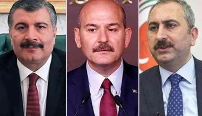 Veri çalmakla suçlanan 3 bakandan açıklama yok!
