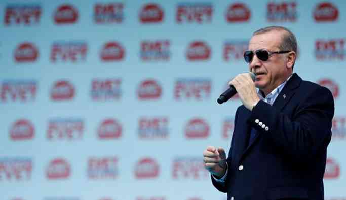 Erdoğan 23 Haziran için miting yapmayacak