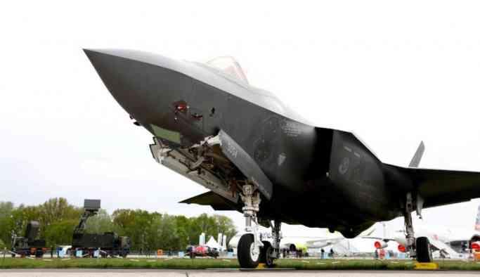 F-35'in neden düştüğü açıklandı