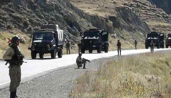 Hakkari'de çatışma: 2 asker yaşamını yitirdi