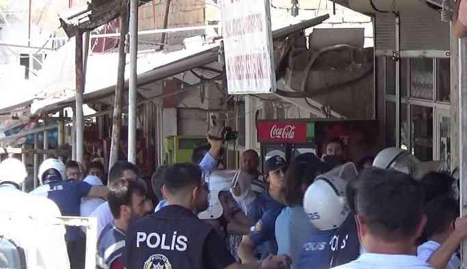 Hasankeyf'te HDP'li gençlere polis müdahalesi: 33 gözaltı