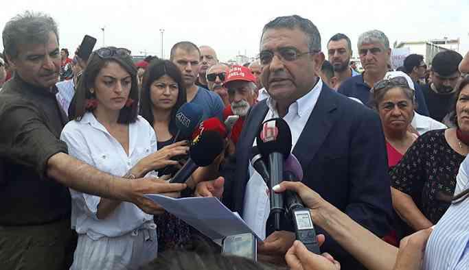 Kaftancıoğlu İl Başkanı seçildikten iki gün sonra soruşturma başlatılmış