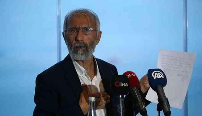 Kemal Özcan: Bülent Arınç beni Erdoğan ile görüştürdü, İmralı'ya 2 kez gittim