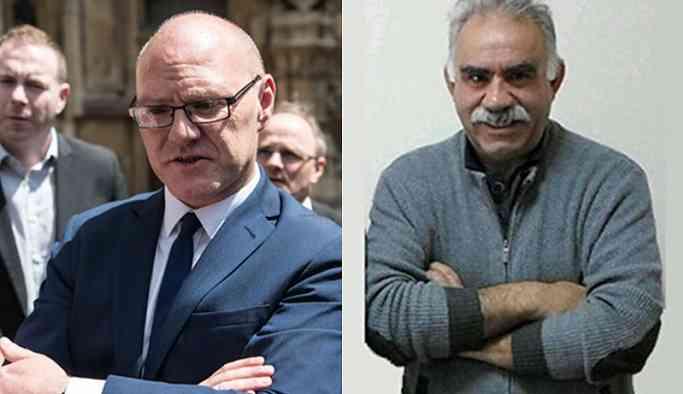 Sinn Fêin milletvekili: Öcalan serbest bırakılmalı
