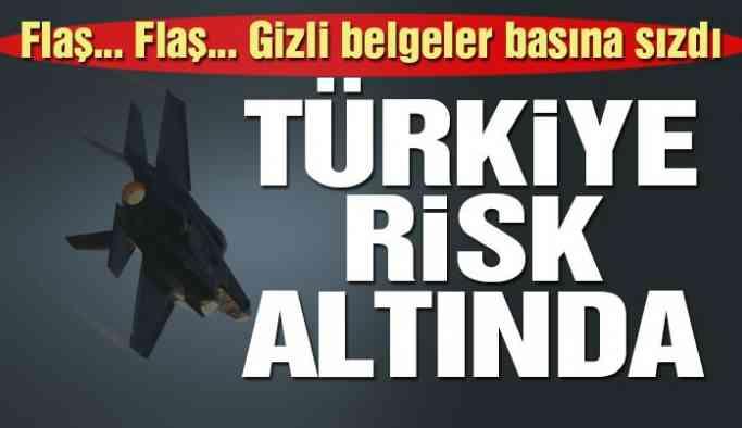 Son dakika: Gizli belgeler basına sızdı! Türkiye risk altında