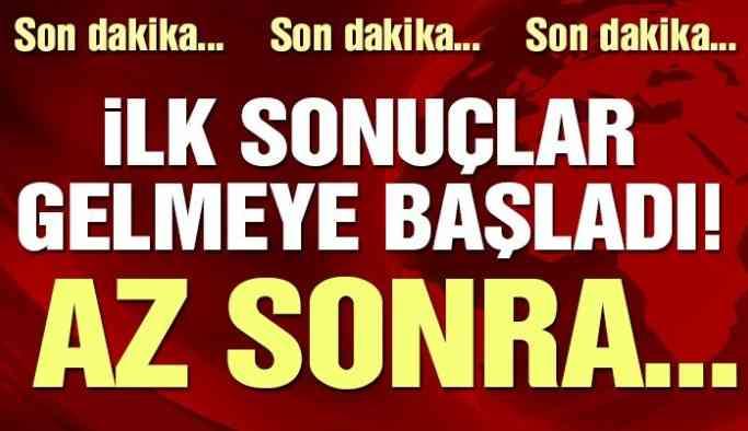 Son dakika: İstanbul seçim sonuçları gelmeye başladı