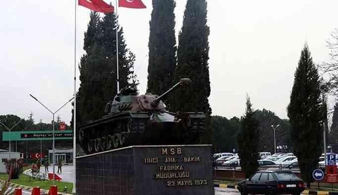 Tank Palet Fabrikasının özelleştirilmesi AYM'ye taşındı