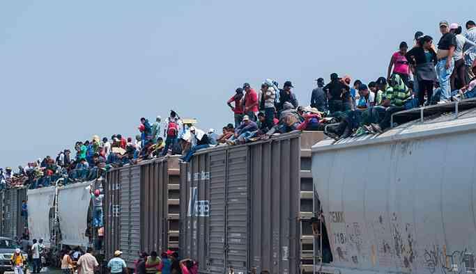 Trump: Meksika ile anlaştık