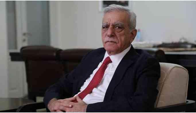 Ahmet Türk: Bu ülkenin Dengir gibi insanlara ihtiyacı var