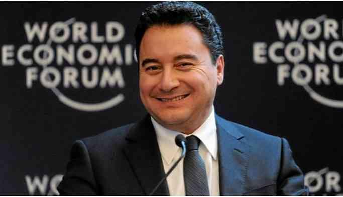 AKP'den istifa eden Ali Babacan 'beyaz sayfa' açtı
