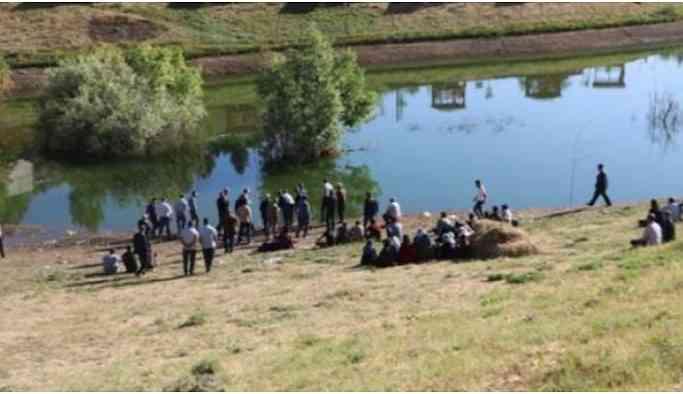 Barajda kaybolan çocukların cenazelerine ulaşıldı