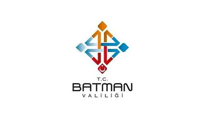Batman Valiliğinden Önemli Duyuru!