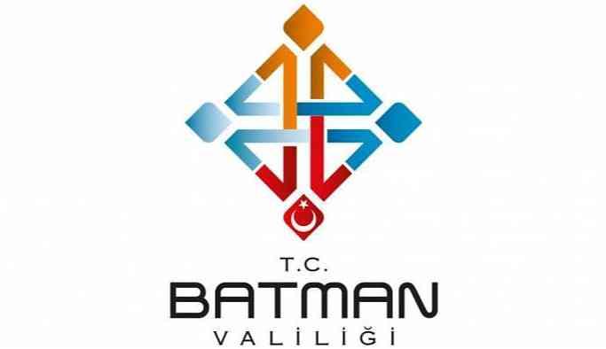 Batman'da 15 günlük etkinlik yasağı
