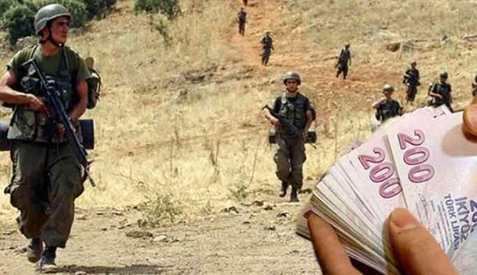 Bedelli askerliğin ücreti açıklandı