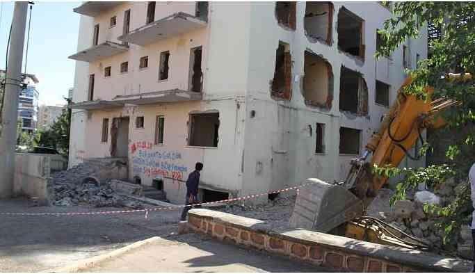 Bismil Belediyesi'nin iptal ettiği kararlara Kaymakam'dan itiraz