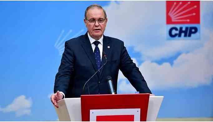 CHP'li Öztrak'tan 'yedek akçe' açıklaması: Bu ülkenin kefen parasına el uzatmadır