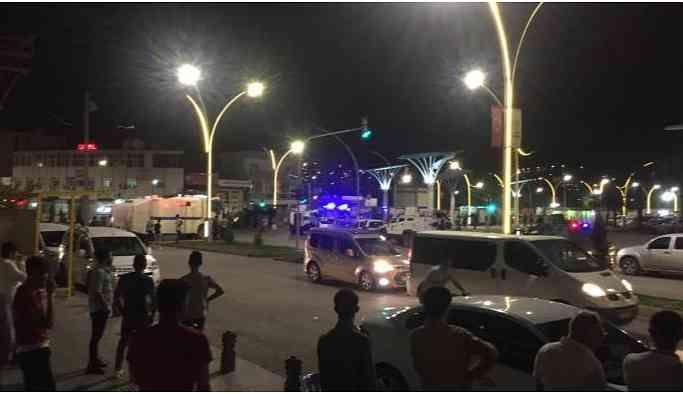 Cizre'de bekçilere dönük saldırının ardından ev baskınları: 9 gözaltı
