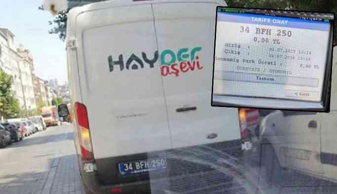 Cübbeli Ahmet'e resmi plaka verildi