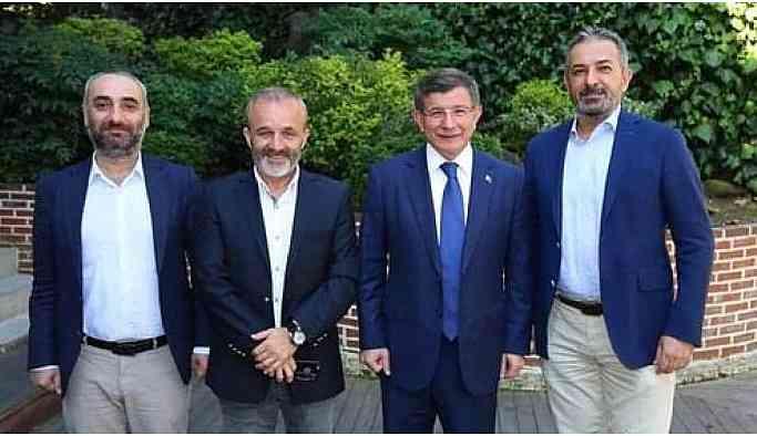 Davutoğlu'nu konuk almaları sonrası programları yayından kaldırıldı