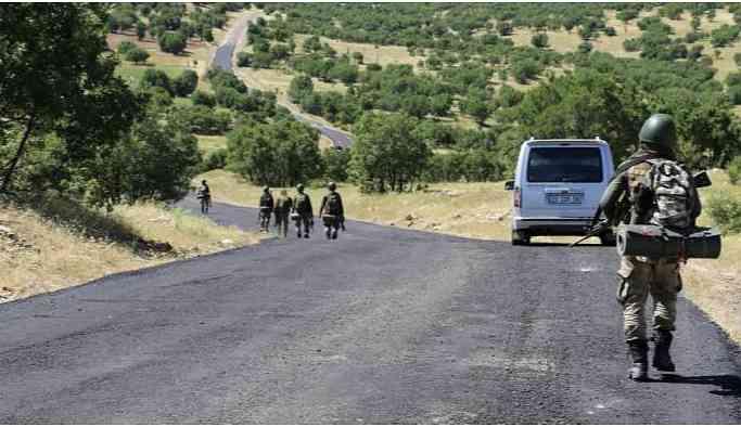 Dicle'de askeri operasyon başlatıldı
