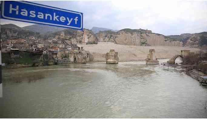 Dicle Nehri'ne girmek izne bağlandı
