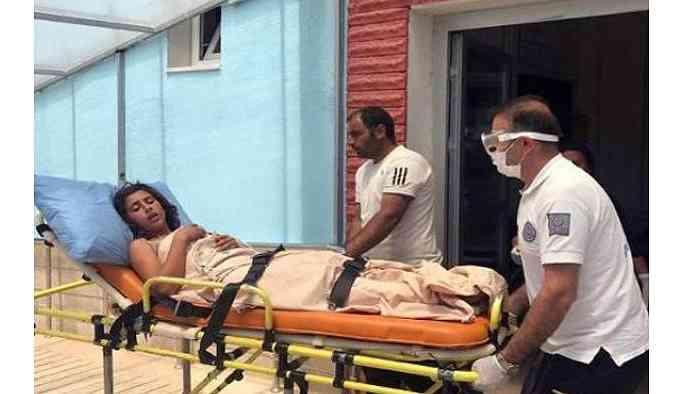 Diyarbakır'dan Sivas'a gelen mevsimlik işçilerden 3'ü kimyasal ilaçtan zehirlendi