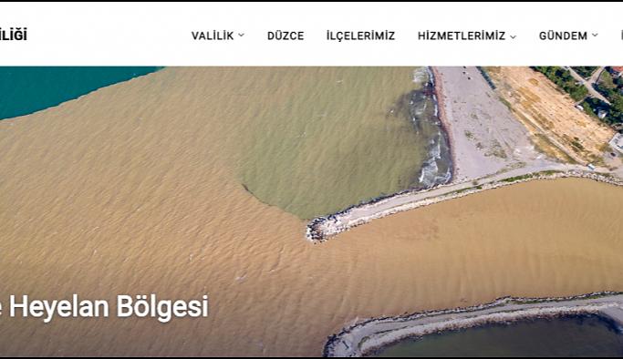 Düzce Valiliği 'Afet bölgesi' ilanını geri çekti