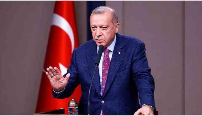 Erdoğan: Aynı kulvarda değildik