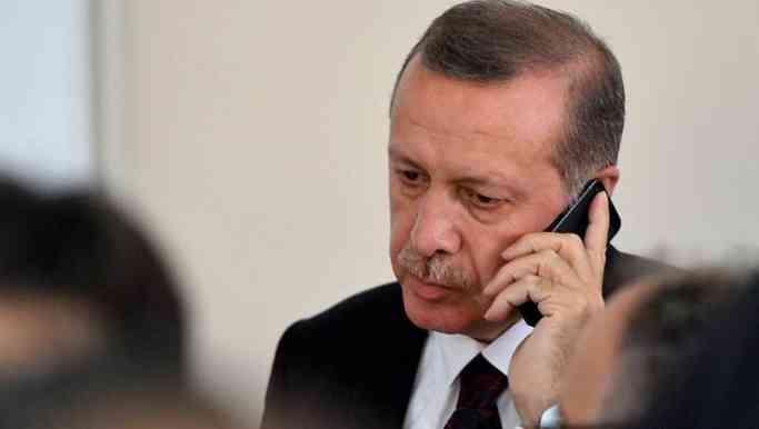 Erdoğan'dan Miçotakis'e tebrik telefonu
