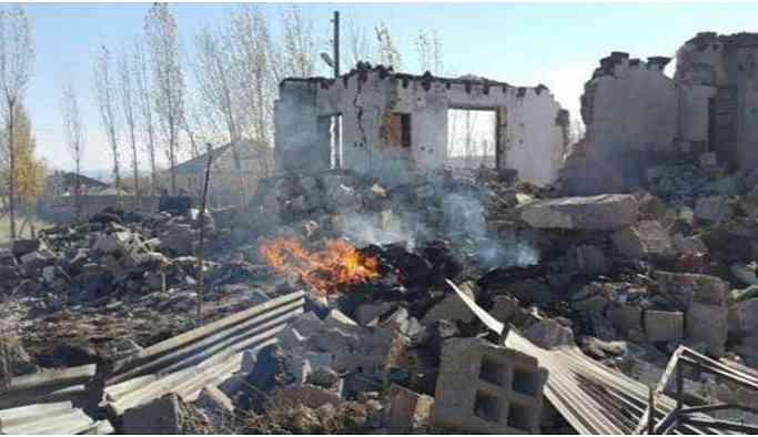 Evi yakıldı, eşi öldürüldü, işkence gördü, 'Kovuşturmaya yer yok' denildi