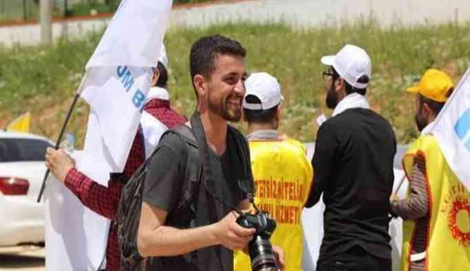 Gözaltına alınan gazeteciye: Örgüt şarkılarına ait ıslık çalıyorsun
